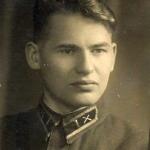 Капитан артиллерист РККА