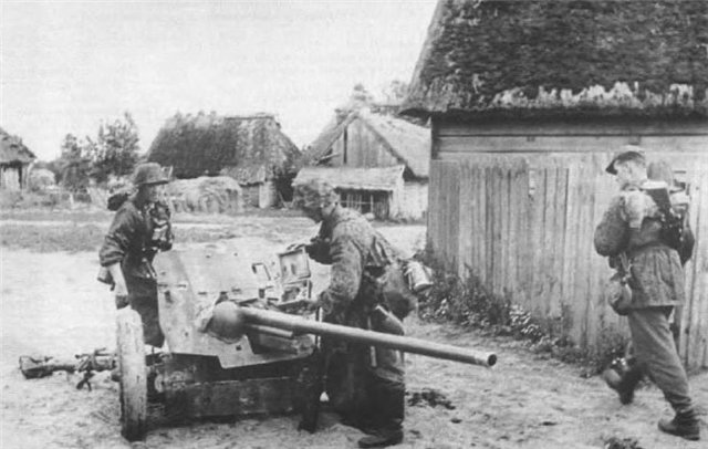 фотография 45-мм пушки