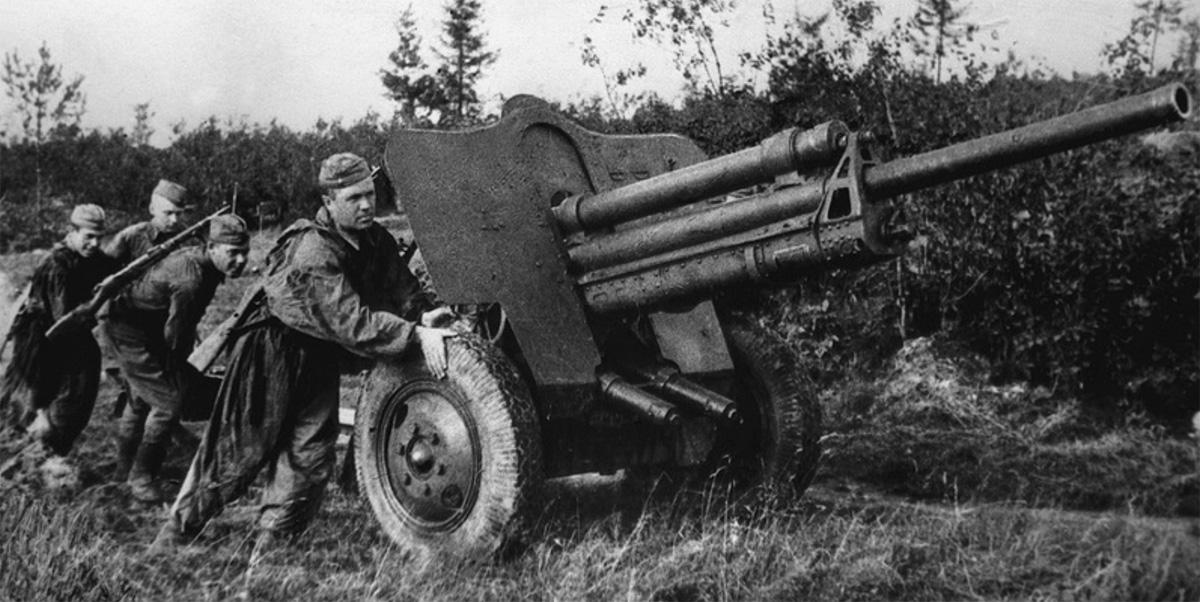фото 76-мм пушки УСВ