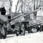 фотография пушки УСВ, зис-2