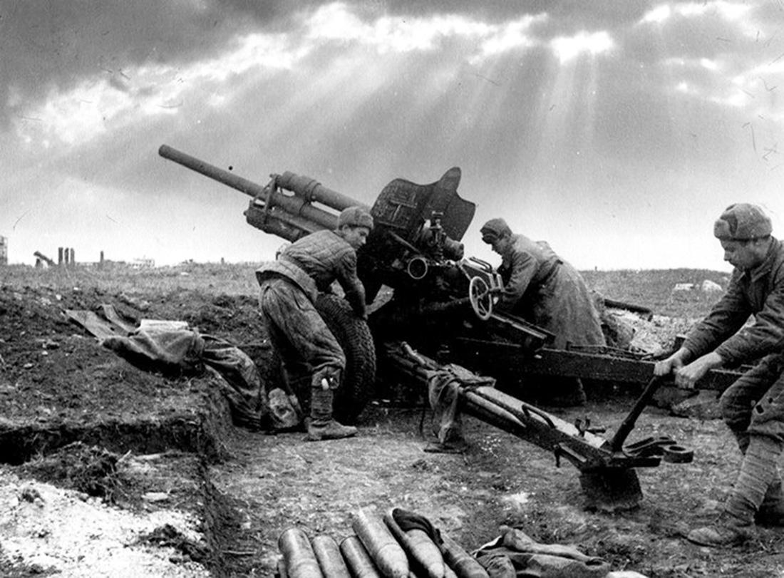 Фото пушки УСВ