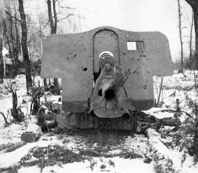 фотография пушки УСВ