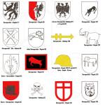 Эмблемы штурмовых орудий Германии