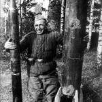 Фотография ботинки с обмотками РККА