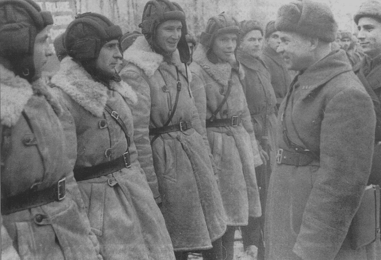 Image result for советские солдаты полушубки