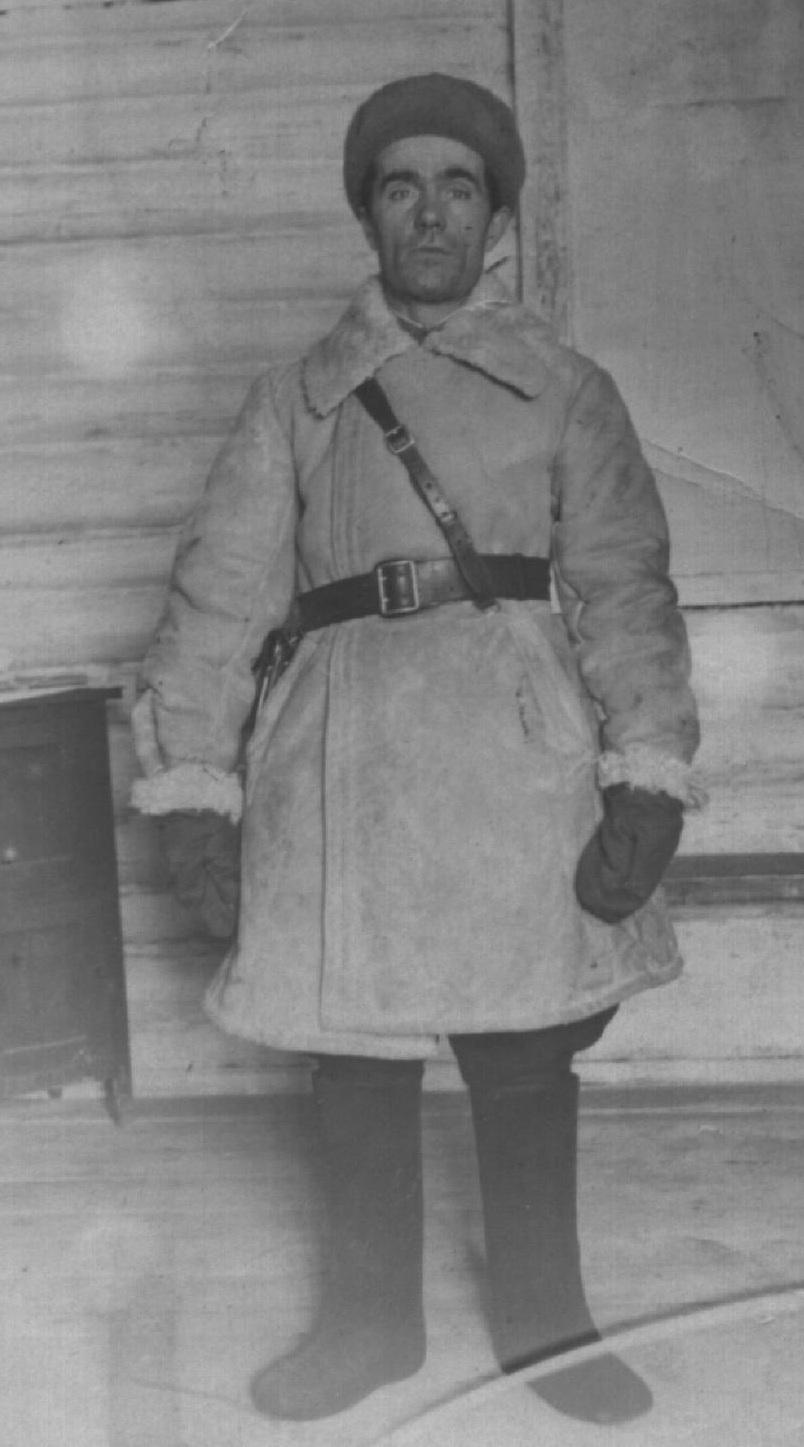 Полушубок РККА. 1941 г.