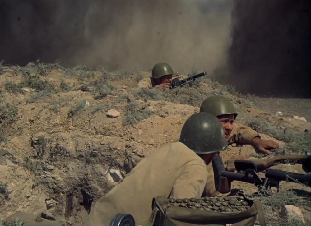 Сумка для 14,5-мм патронов из к/ф «Они сражались за Родину».