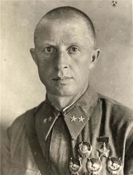 полевые петлицы ркка генерал-майор
