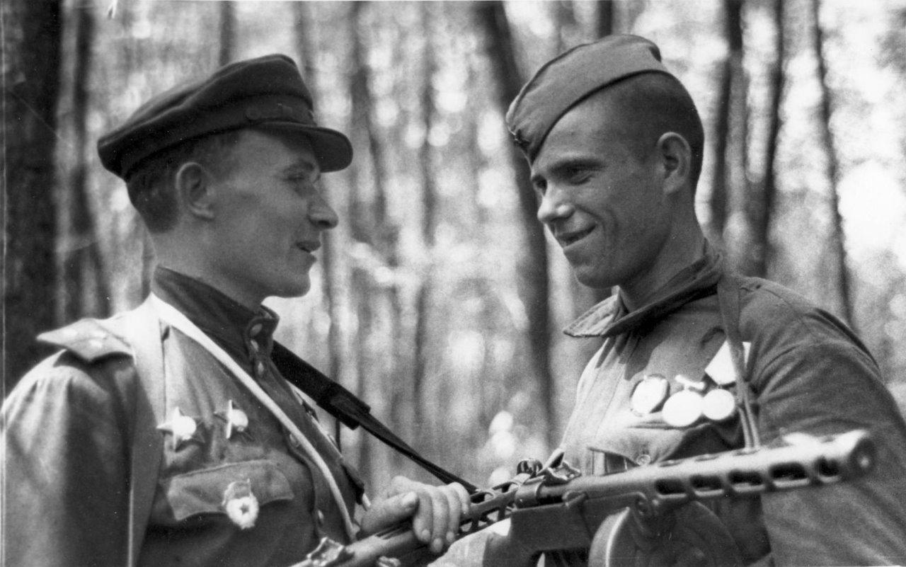 погоны и петлицы ркка 1943 год