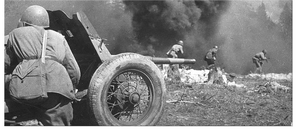 Истребители танков в РККА