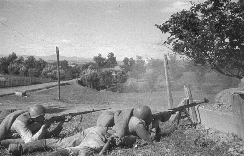 Сочинение по второй мировой войне