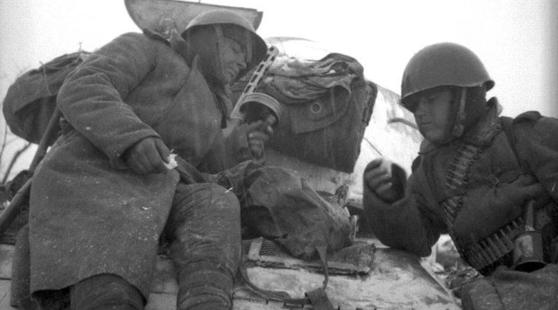 солдат с РПГ 40