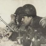 бронебойщики с противотанковыми гранатами РПГ-40