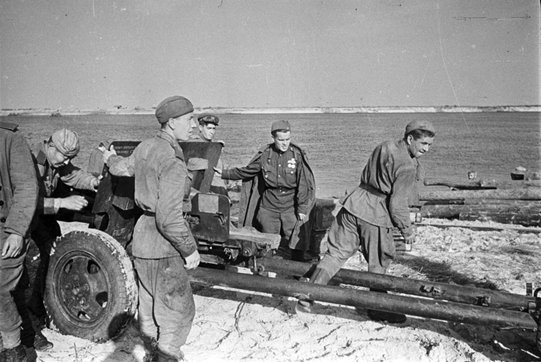 76-мм пушка зис 3