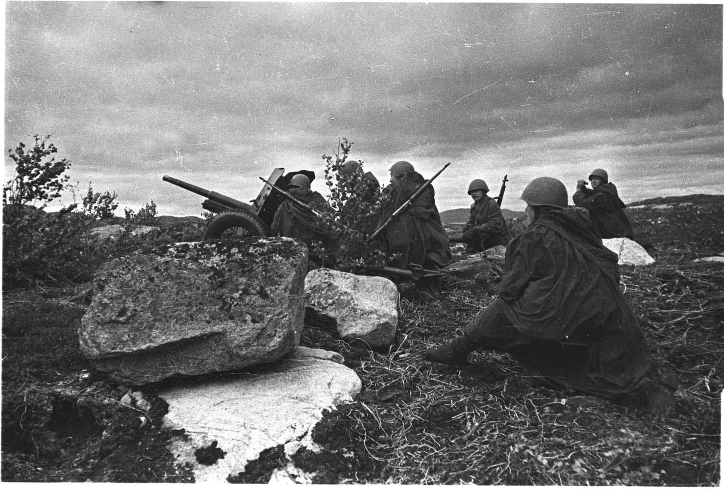45-мм противотанковая пушка