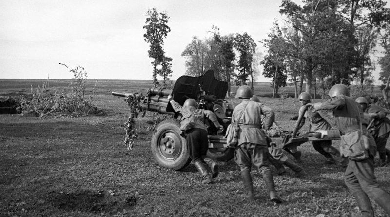 76 мм орудие УСВ