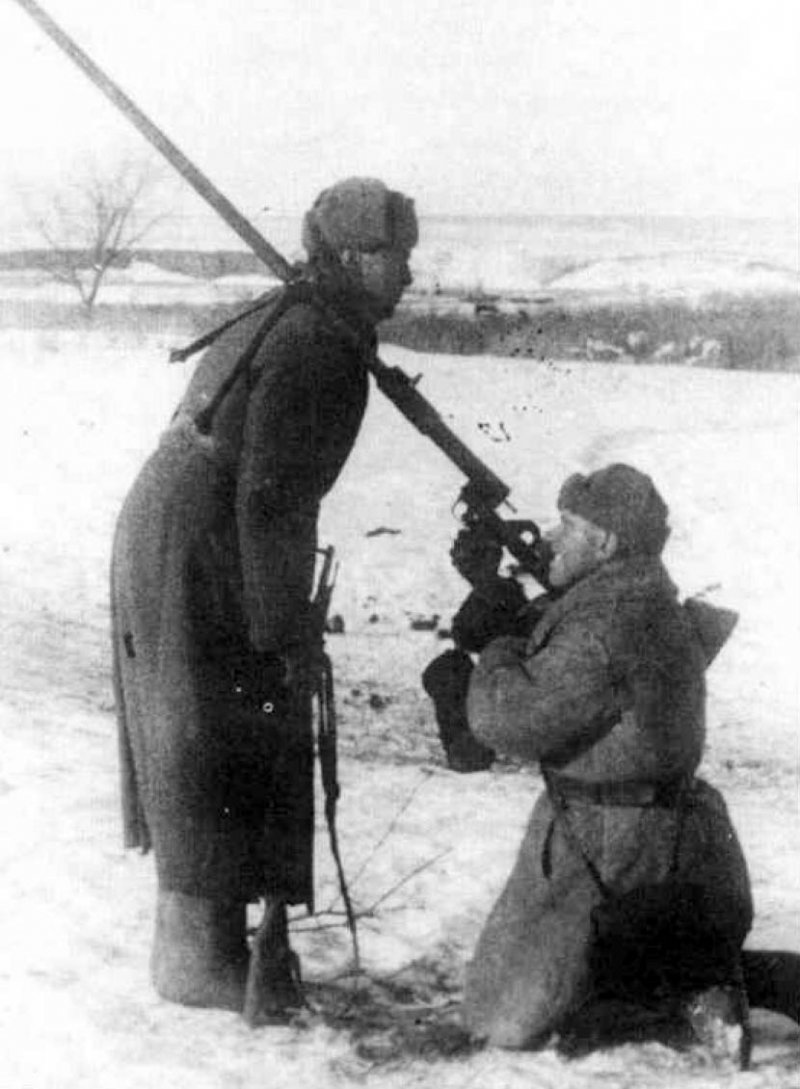 фото солдата с птрд