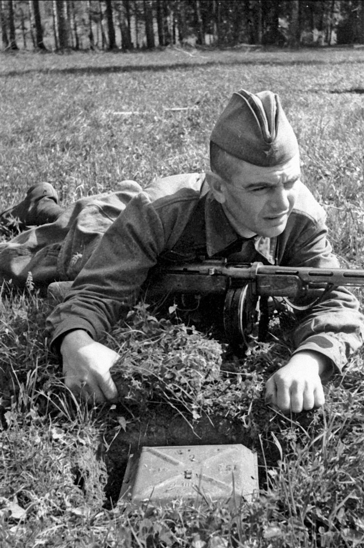 Противотанковая мина ТМ 35