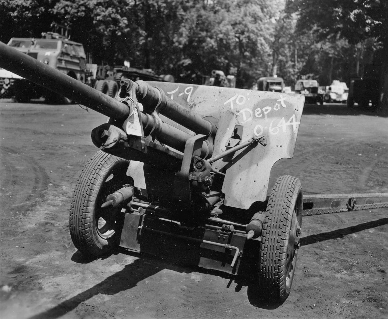 ЗИС 2 образца 1941 года