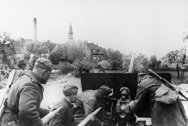 57-мм противотанковая пушка ЗИС-2
